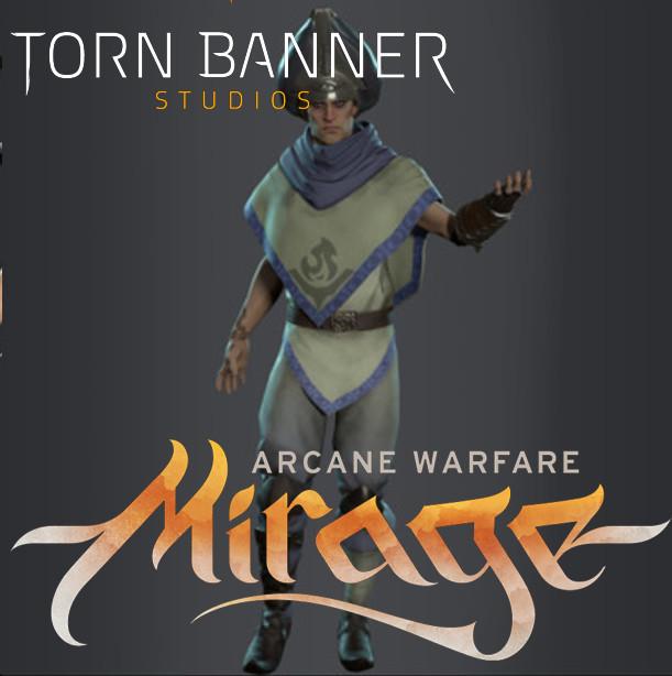The Alchemancer, Mirage: Arcane Warfare
