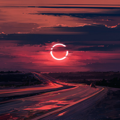 Alena aenami eclipse 1k