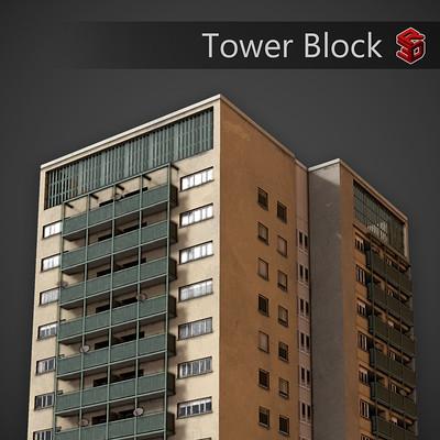 Ross mccafferty towerblock th