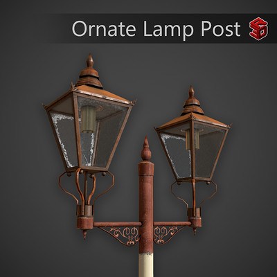 Ross mccafferty lamppost th