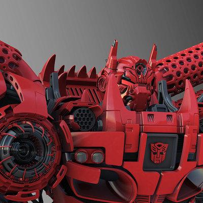 Grimlock transformers tf4 00
