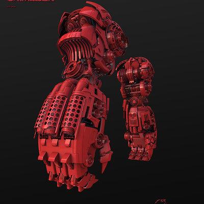 Grimlock transformers tf4 03