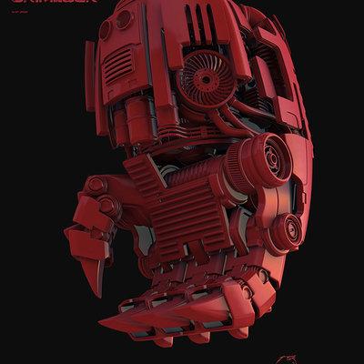 Grimlock transformers tf4 06
