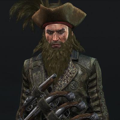 Body blackbeard