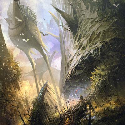 The gates of nalsayend