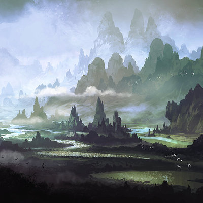 The river of ang roth
