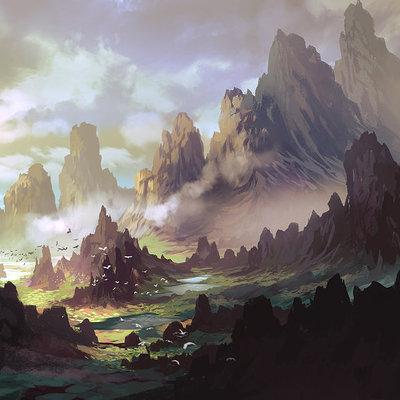 The land of ar kinuth