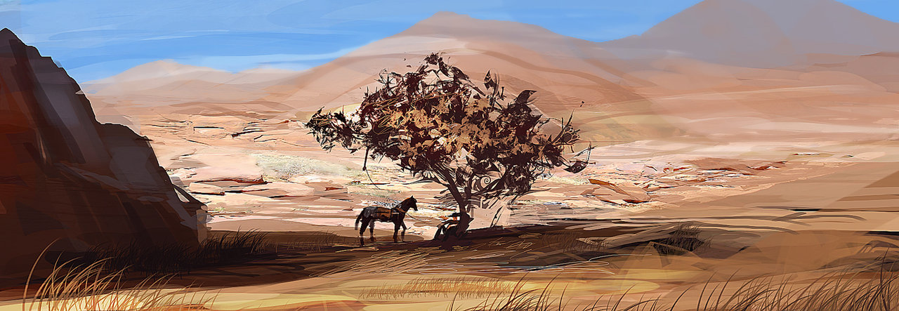 Speed paint 25 by sundragon83