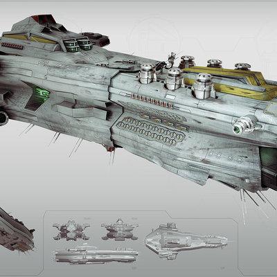 Carrier concept low
