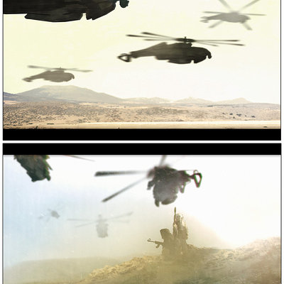 Helicopter transport 01