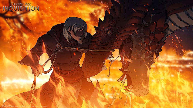 Dai dragon tamer mattrhodes
