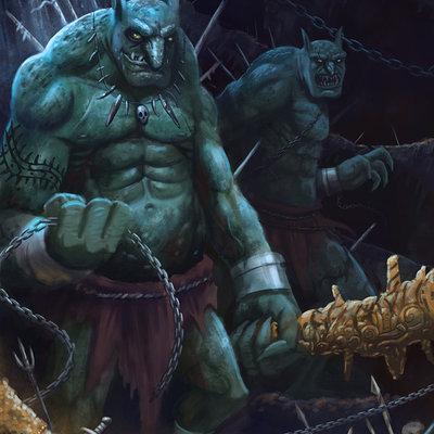Trolls concept by renmoraes d67yzfk