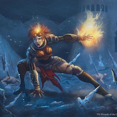 Chandra cornered 4