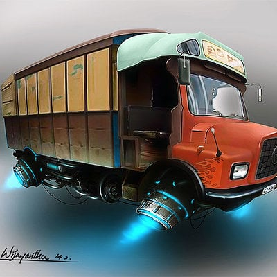 Hoverlorry by daysoframpage d5v9338