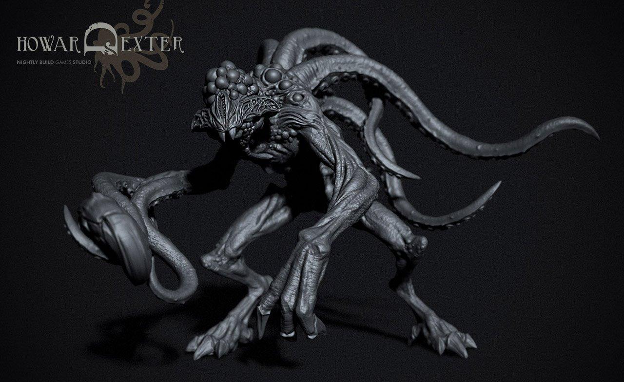Creatura 01 nightly build
