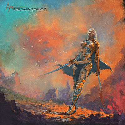 Ascension by ayan nag portfolio