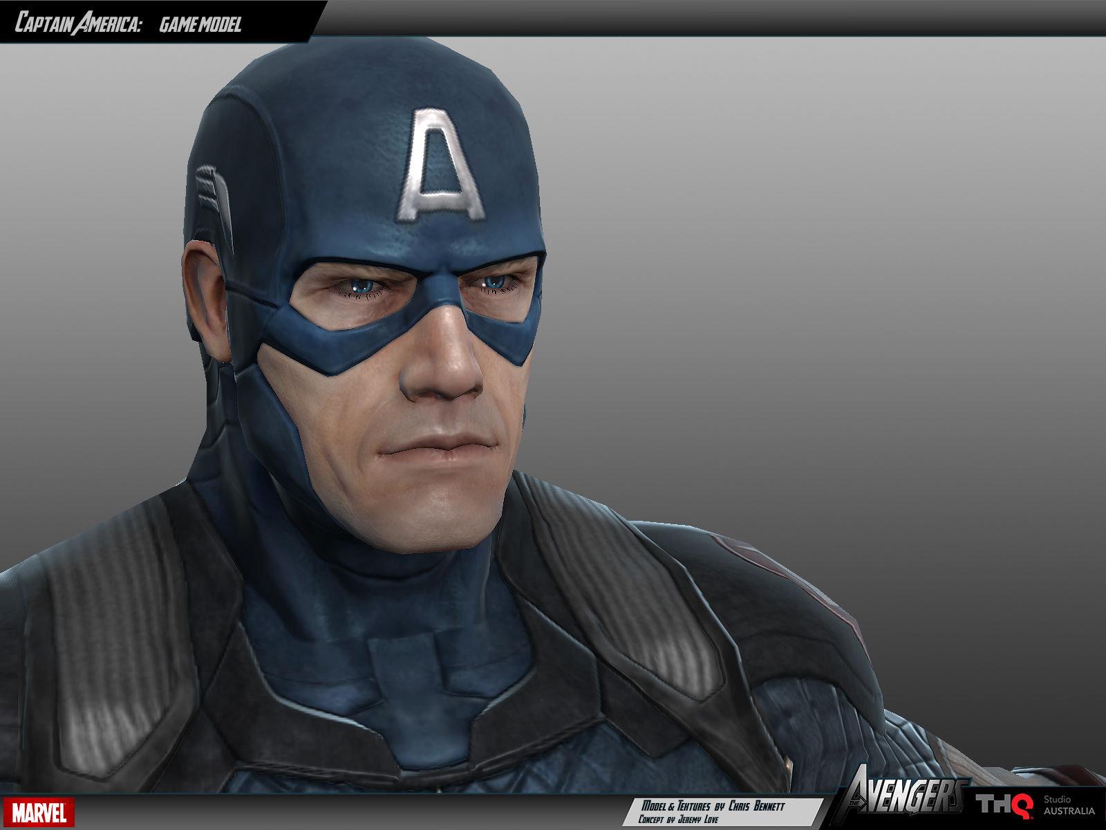 Chrisbennett captainamerica gameface
