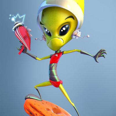 Alien portfolio