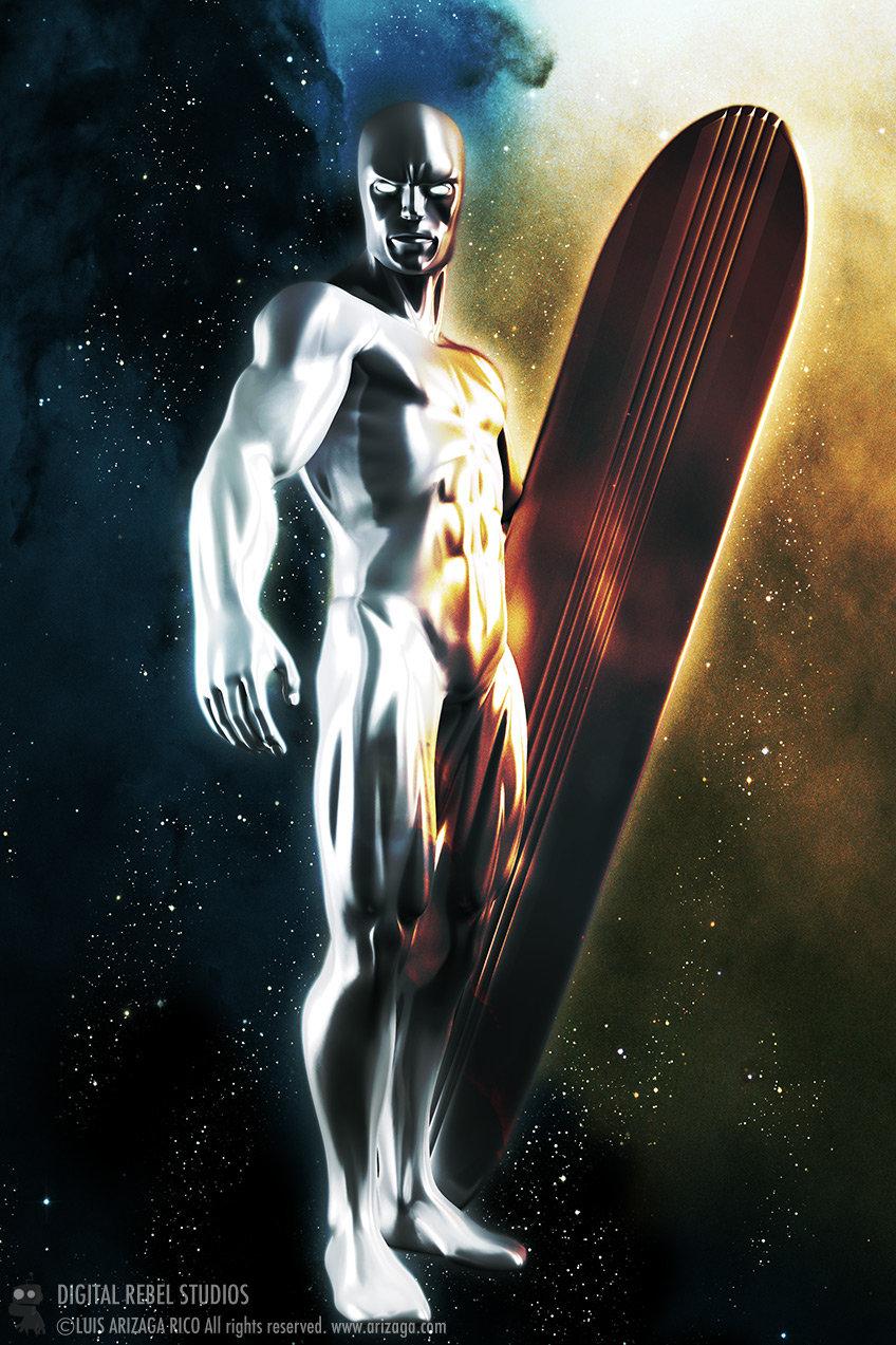 Space surfer portfolio