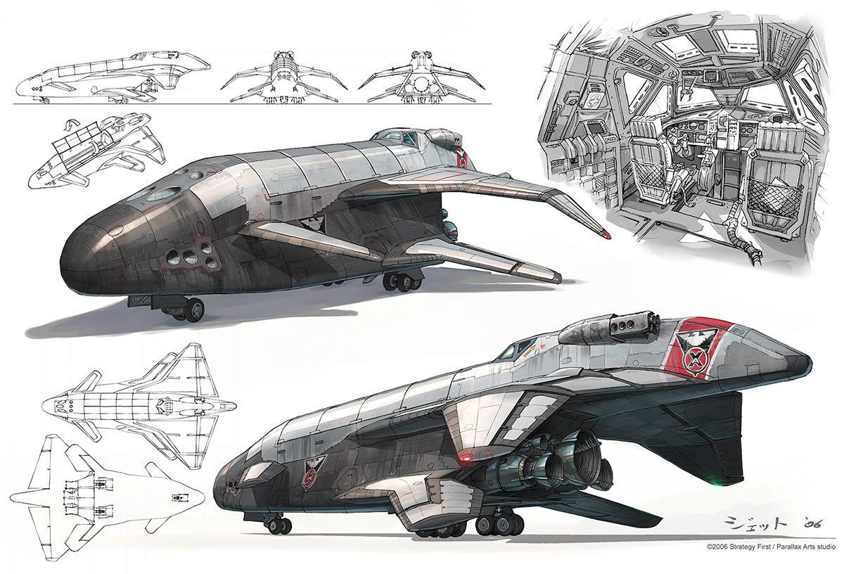Dmitry popov shuttle