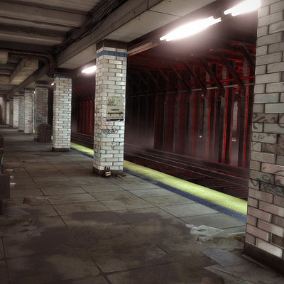 Jeff severson subway 01