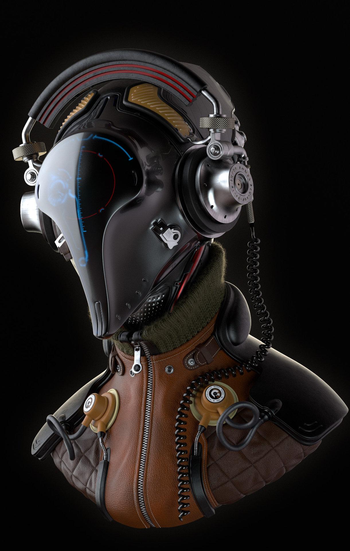 Oleg memukhin light1 helm