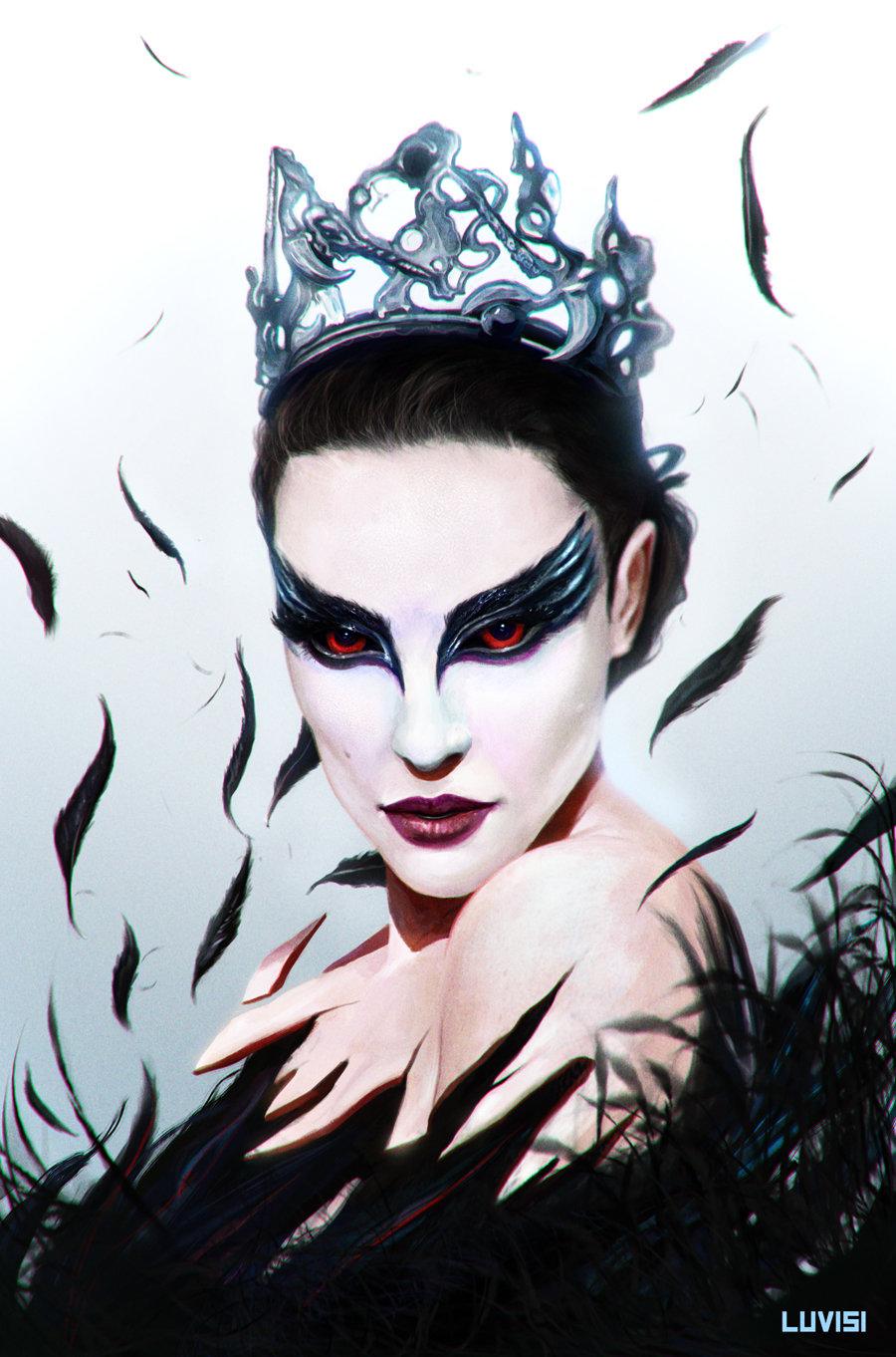 Dan luvisi the black swan by adonihs d3ajfdz 1