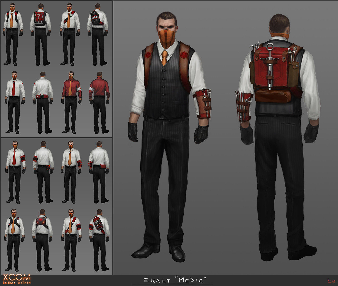 XCOM Enemy Within Concept ArtXcom Enemy Within Concept Art