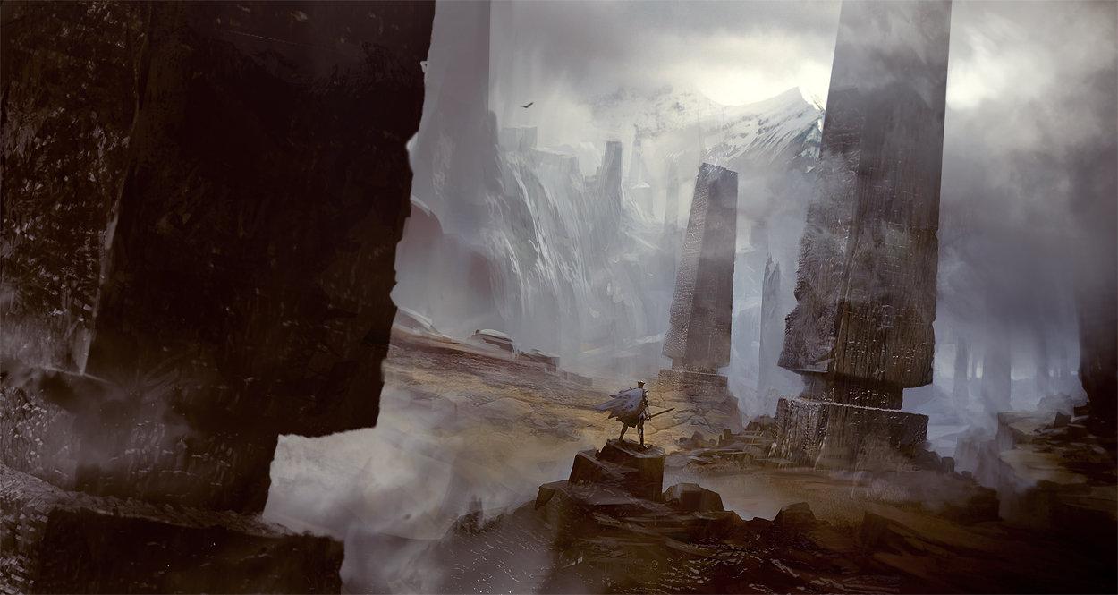 Daryl mandryk pillars of the north