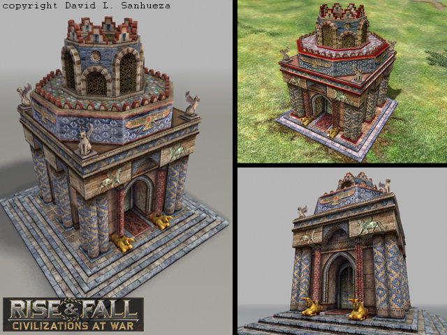 David sanhueza rise and fall temple1
