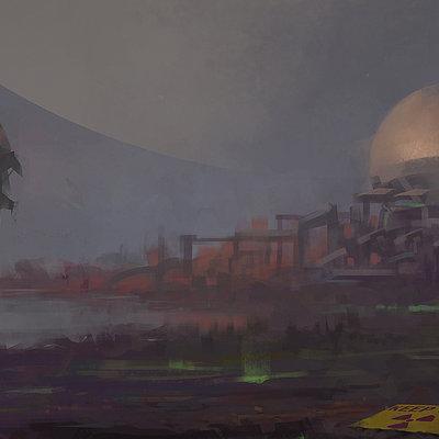 Ayan nag chemical wasteland by ayan nag