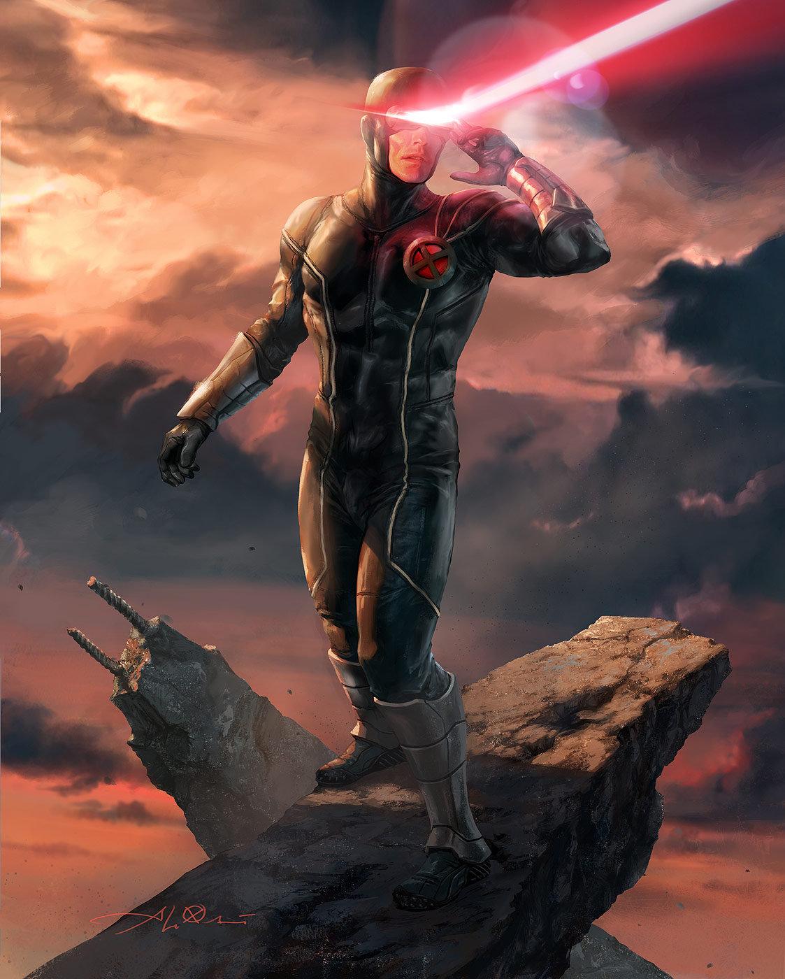 Aleksi briclot disneymarvel cyclops genuine leader final