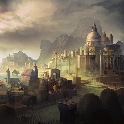 Ferdinand ladera the city of swynston 2k
