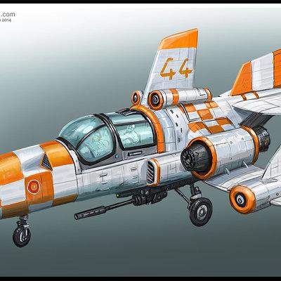 Tom mcgrath spaceship44