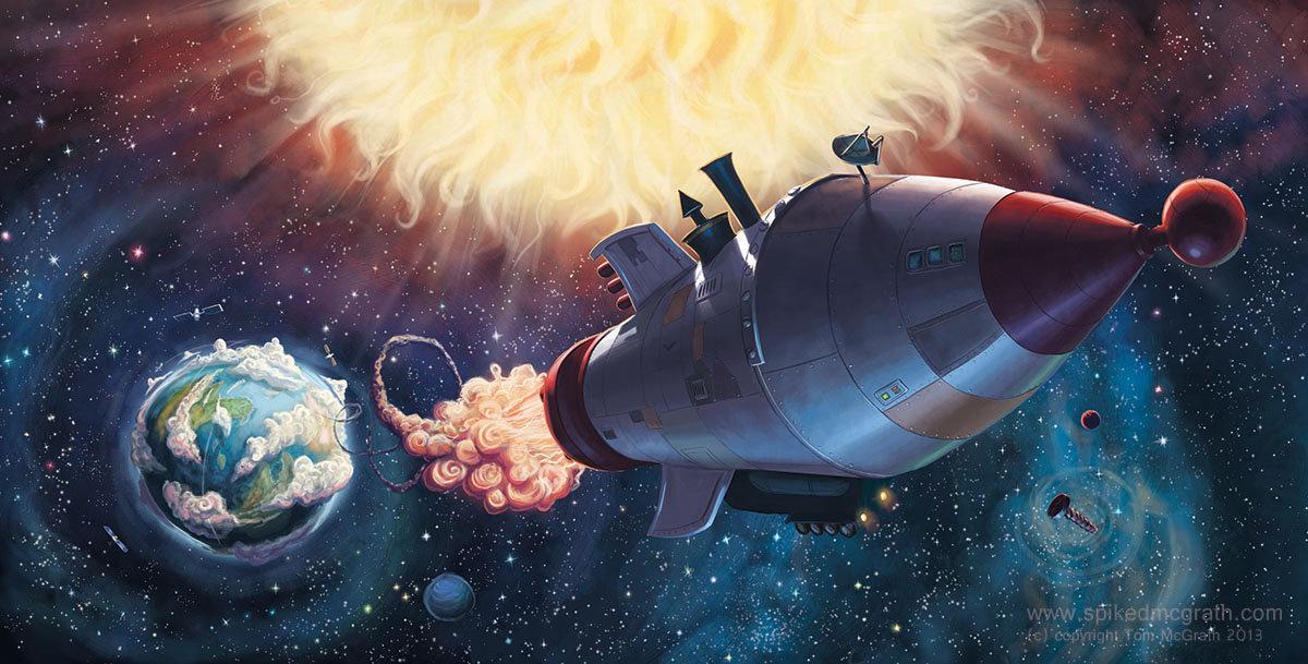 Tom mcgrath deep space