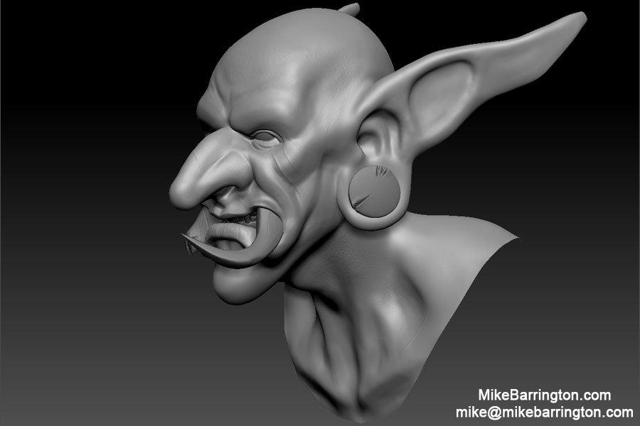 Michael barrington troll 3