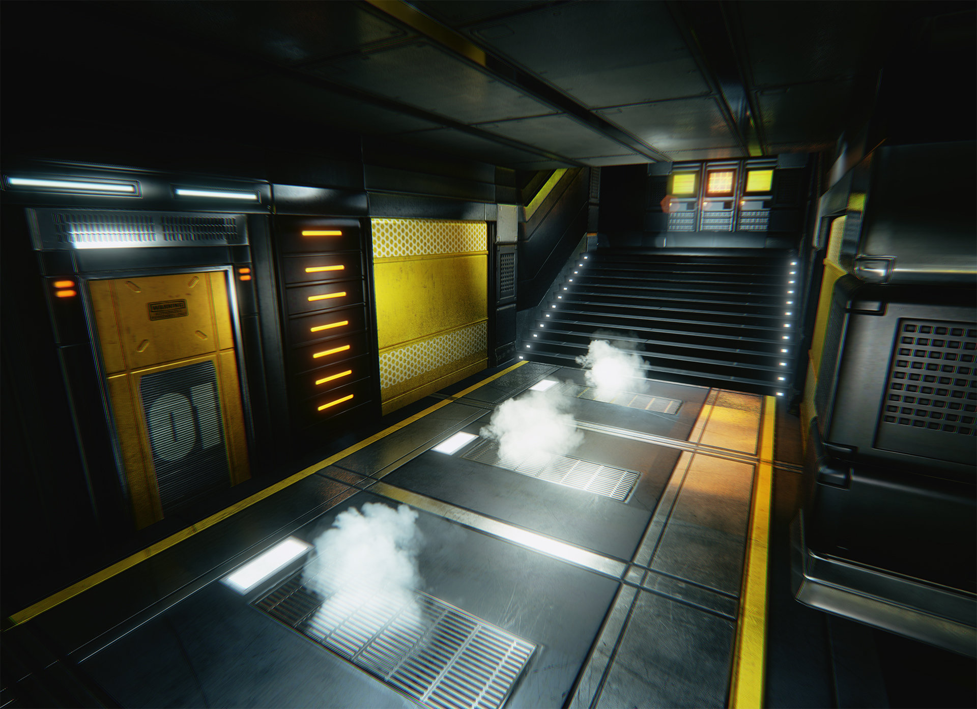 Exercise in Unreal Engine 4