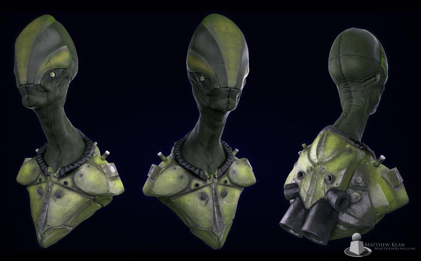 Alien Beta