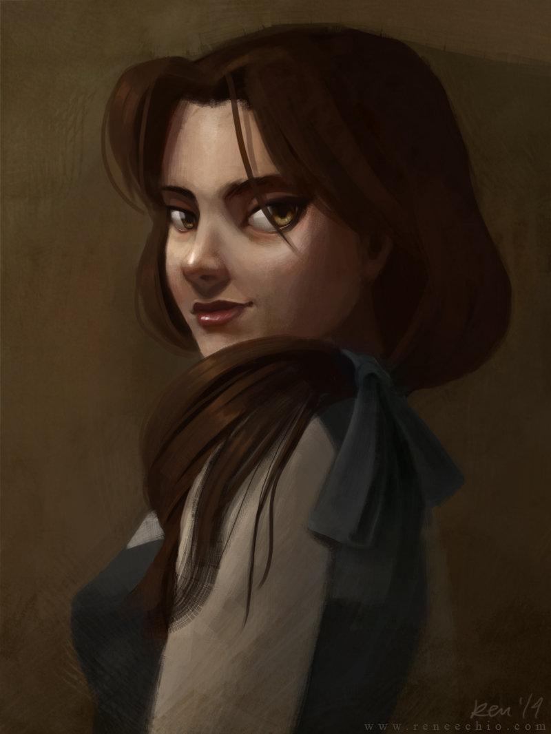 Renee chio bella