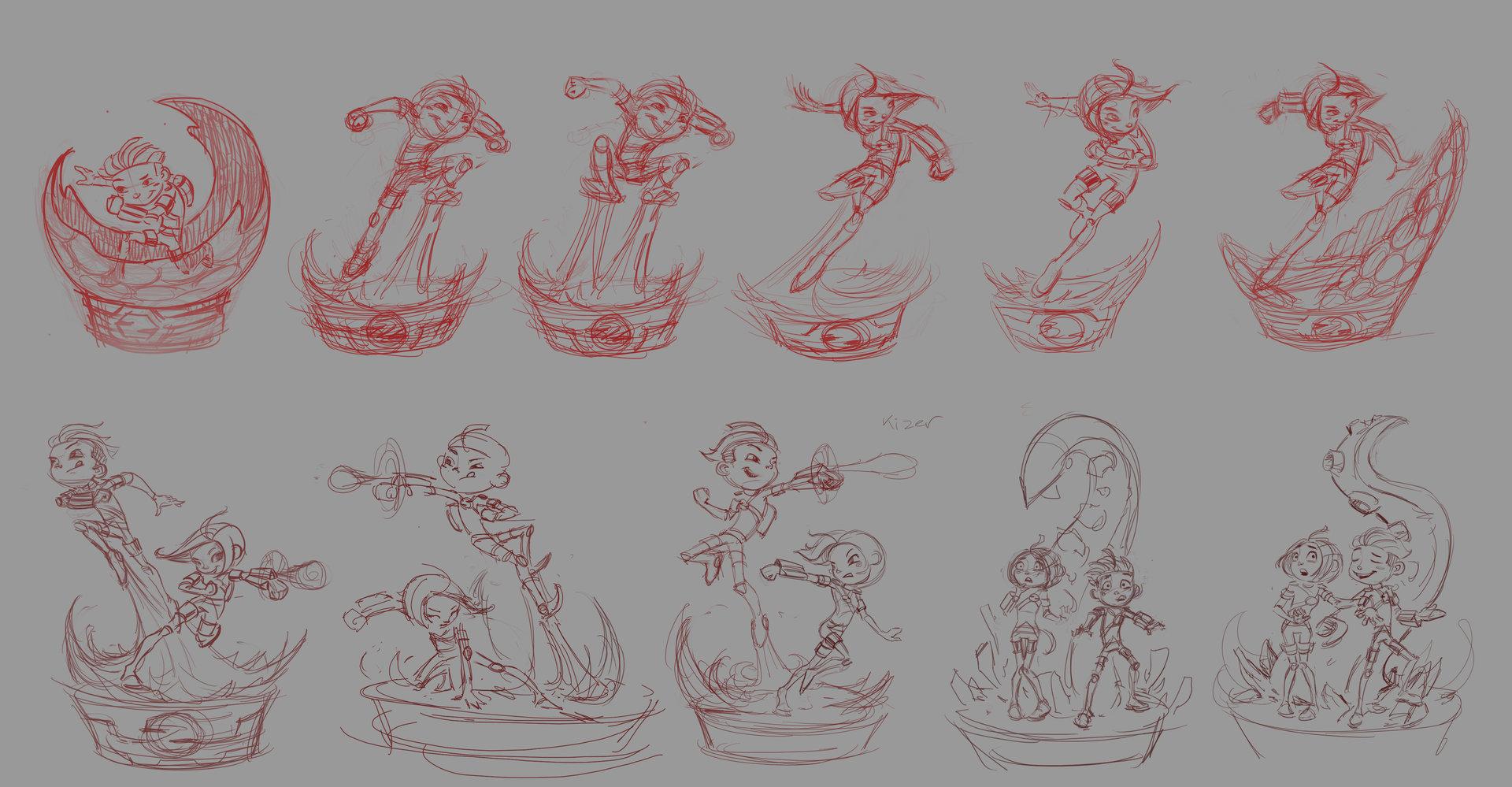Jose cua 001 sketches 01