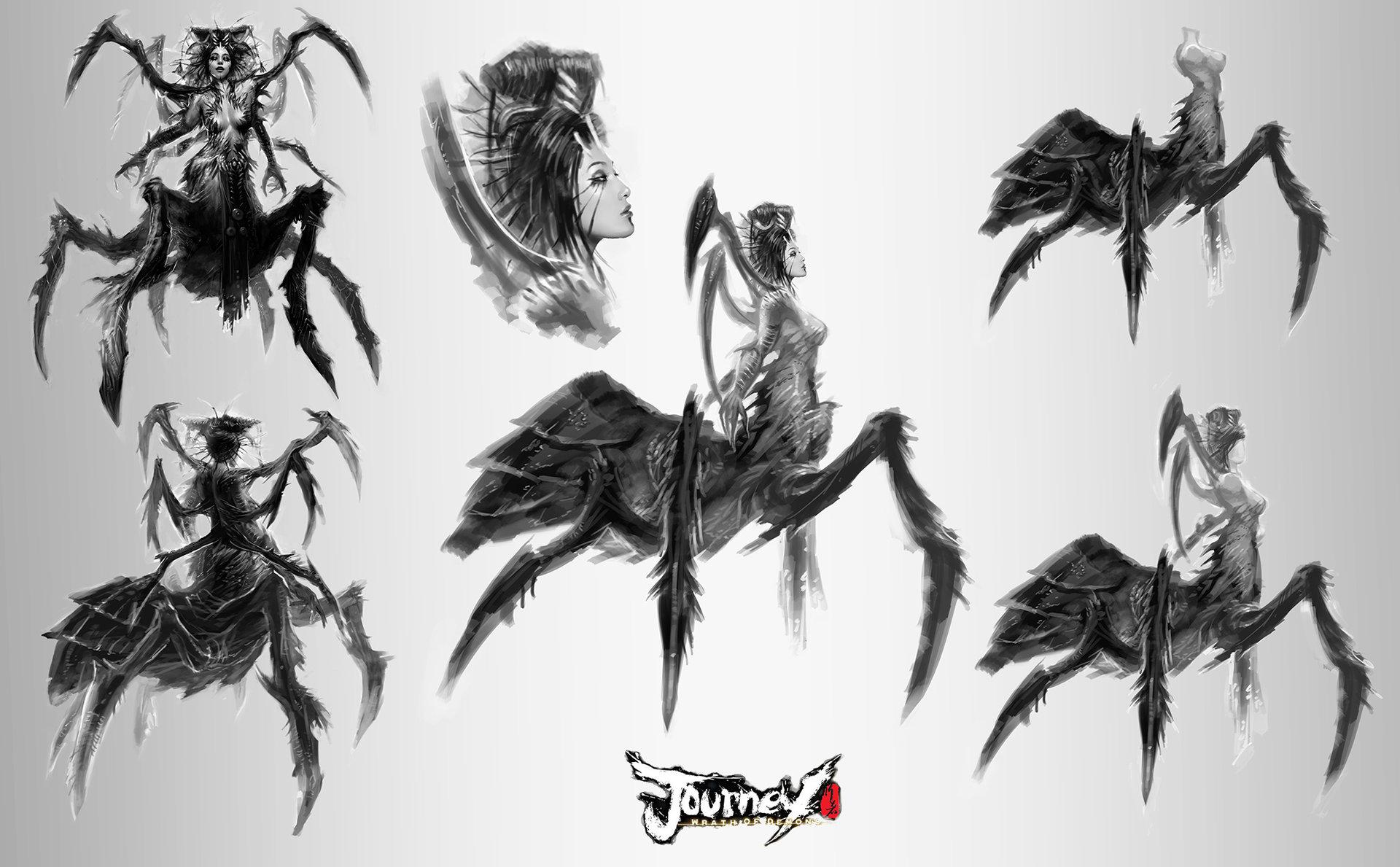 Pablo fernandez spider queen up 2