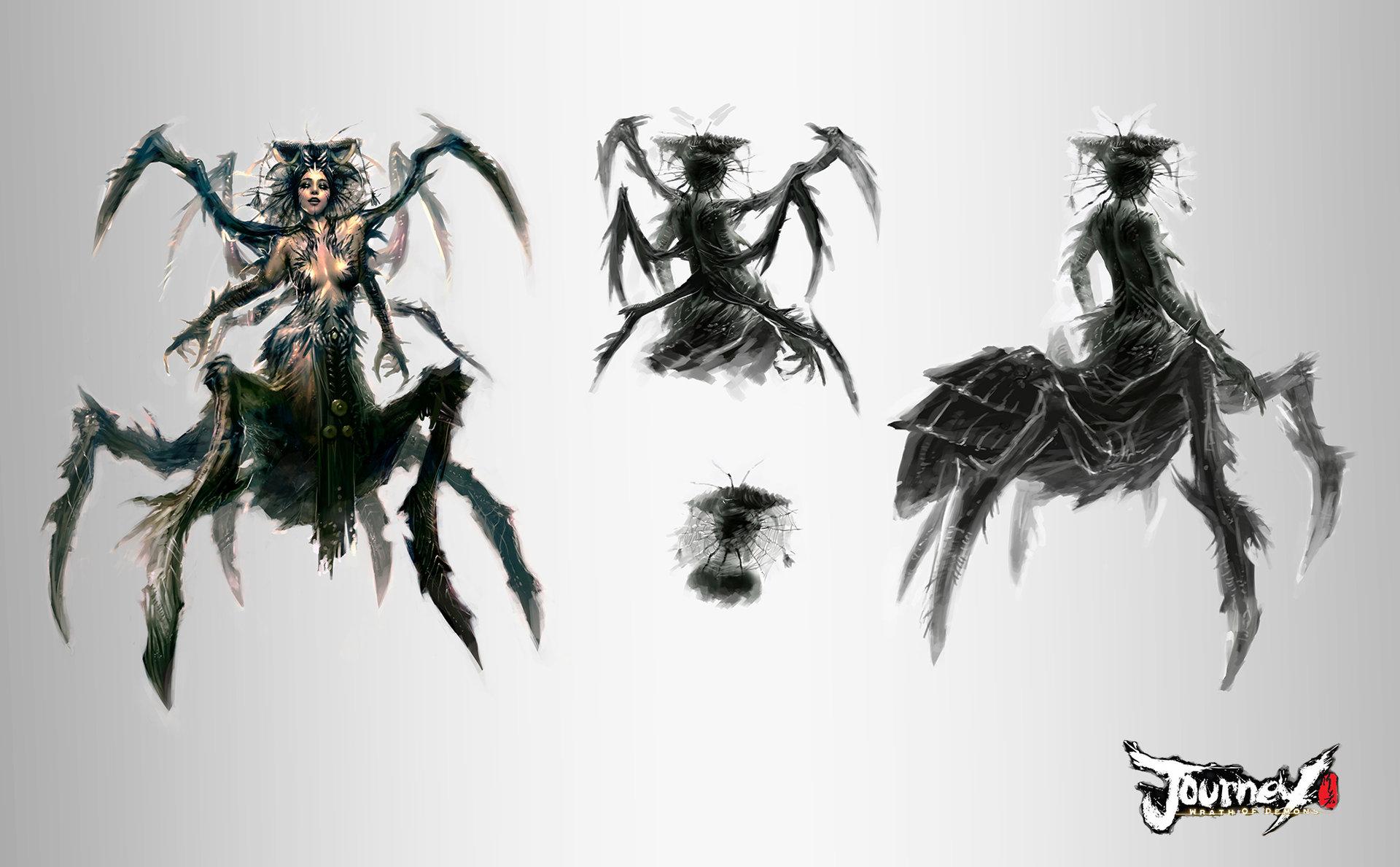 Pablo fernandez spider queen up 3