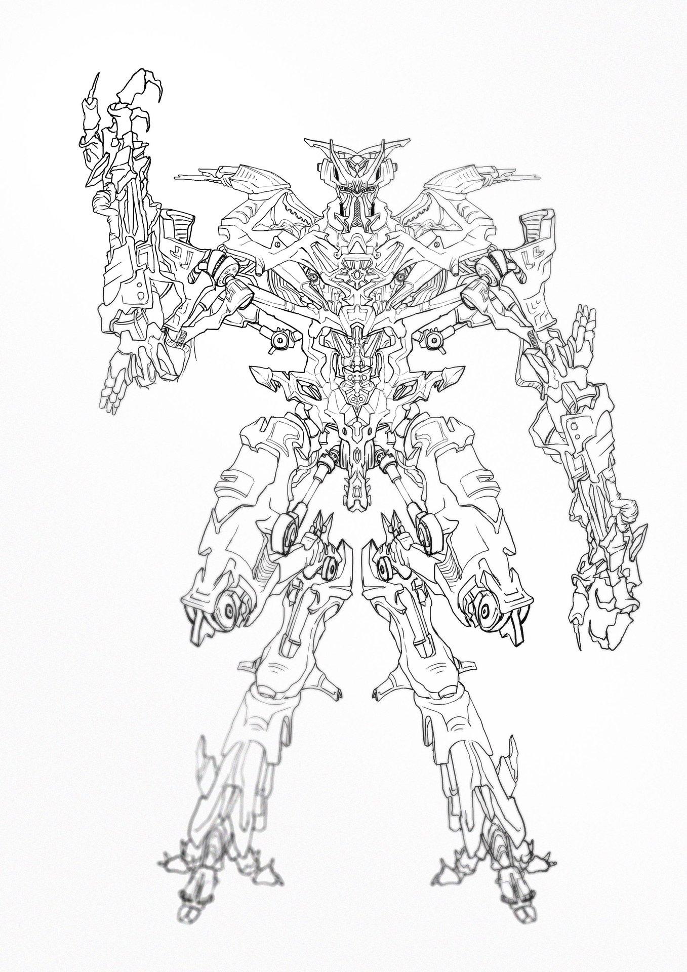 Ahmed rawi robot transformers copy