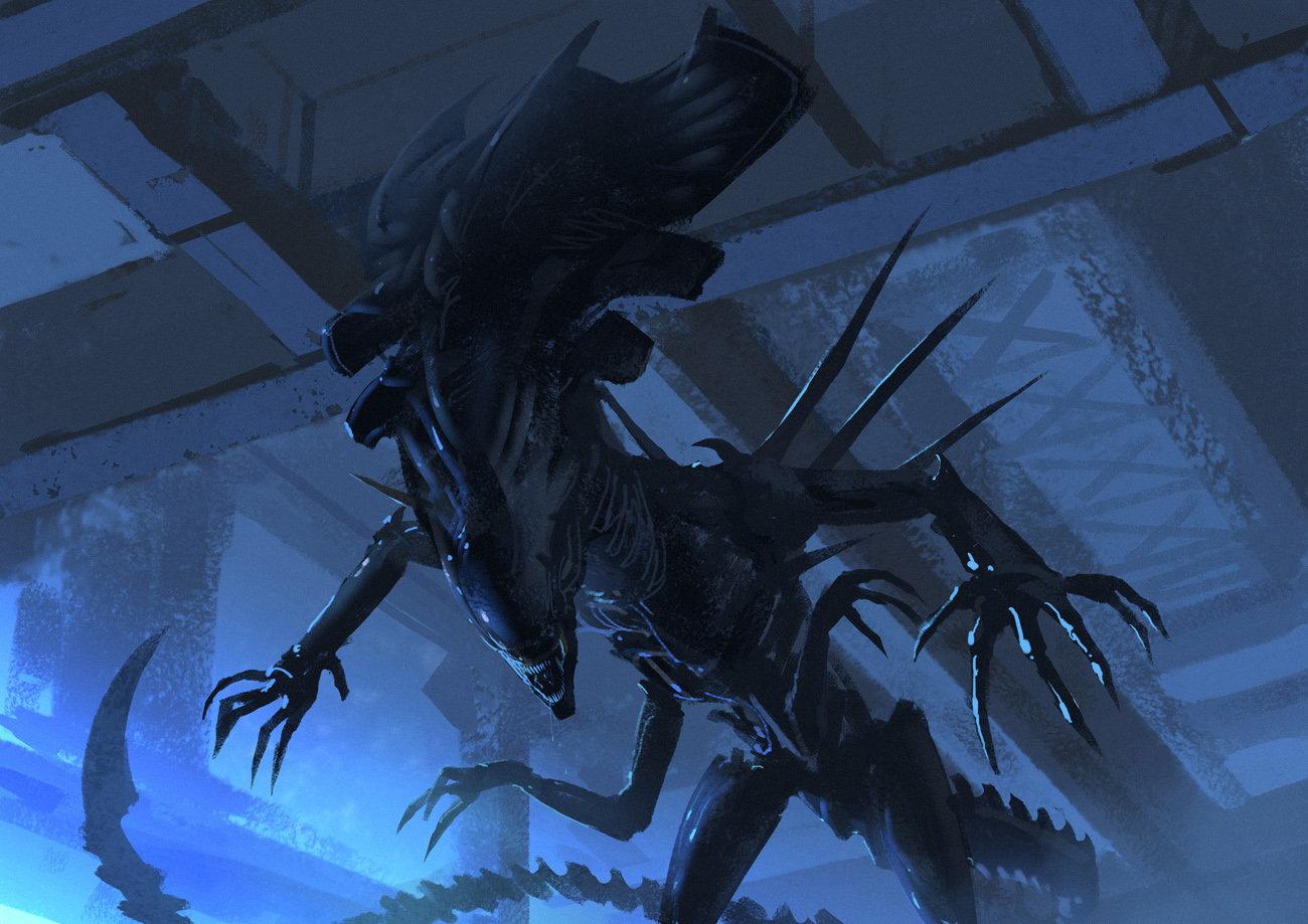 Lorenz hideyoshi ruwwe alien queen