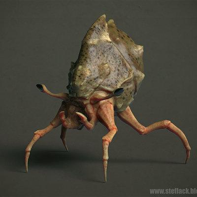 Ste flack creature05