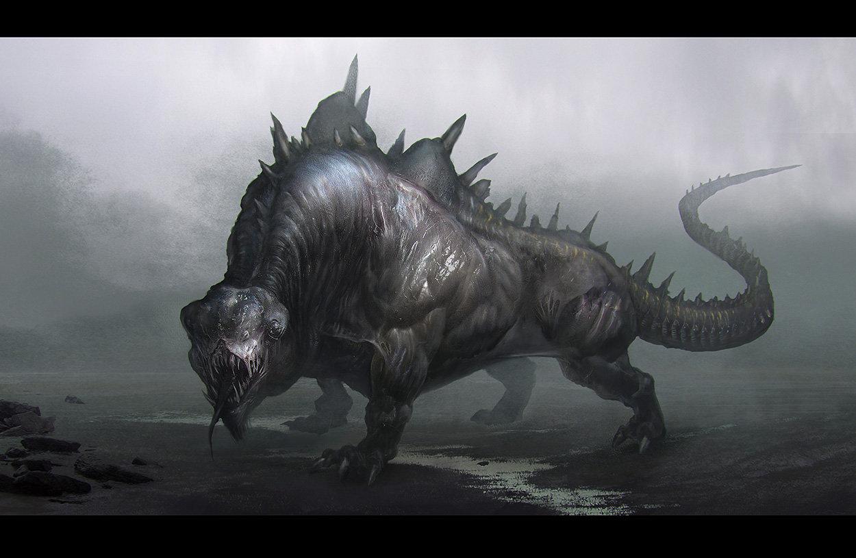 Andrei riabovitchev creature v03