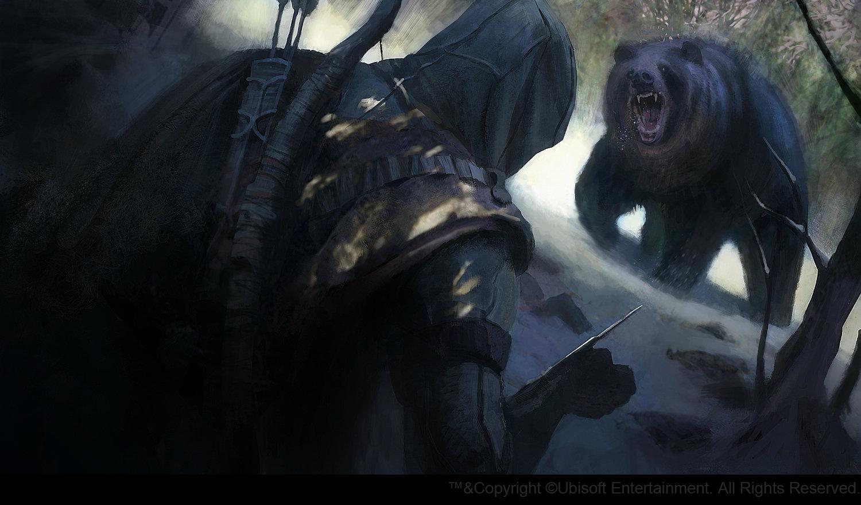 Gilles beloeil ac3 bear attack