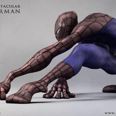 Adam sacco spiderman