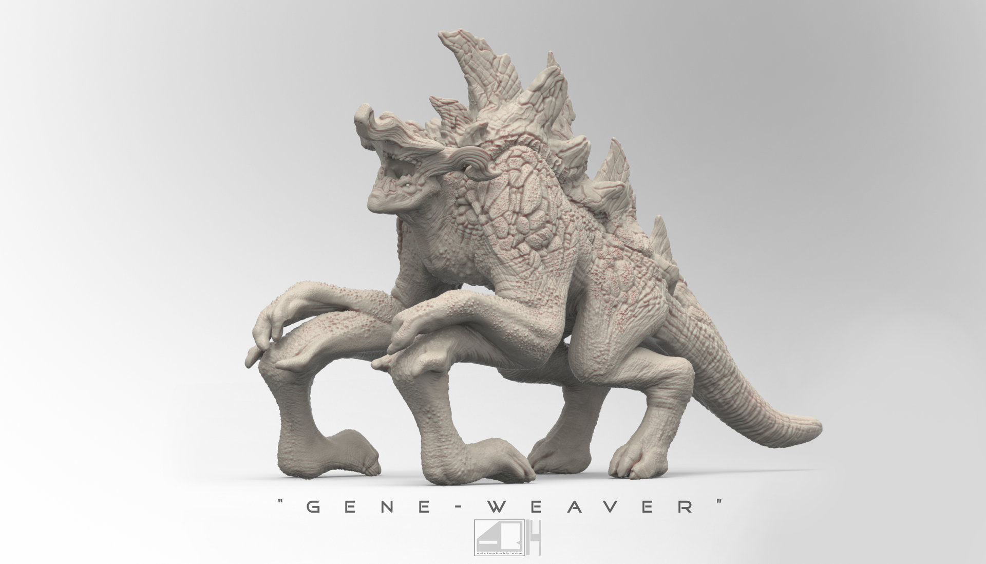 """Gene-Weaver Sculpt"""