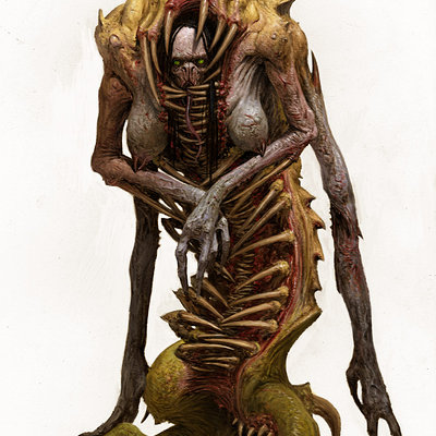 Adrian smith monster7envyfin